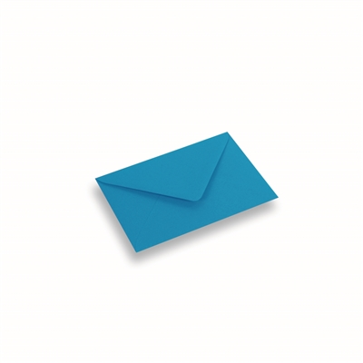Coloured Paper Envelope A6/ C6 Blue