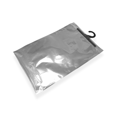 Hookbag 310 mm x 430 mm Translucent