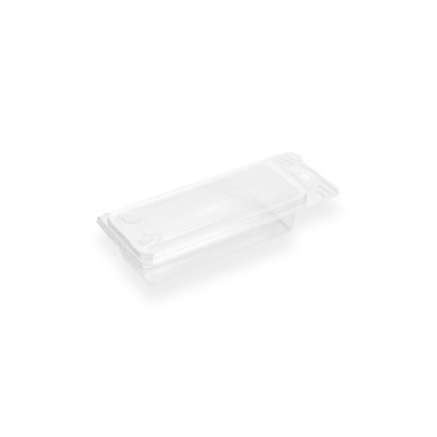 Euroblister 45 mm x 115 mm Transparent