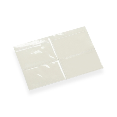 Transcase Business Card 60 mm x 90 mm Transparent
