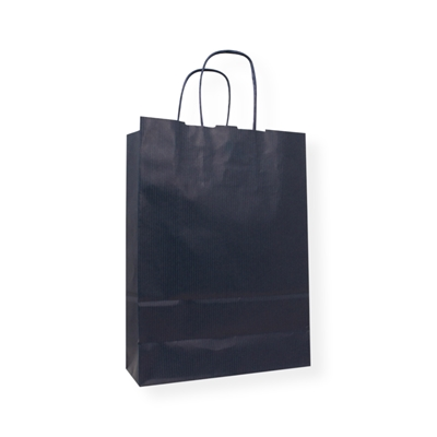 Paper Carrier bag 230 mm x 320 mm Blauw