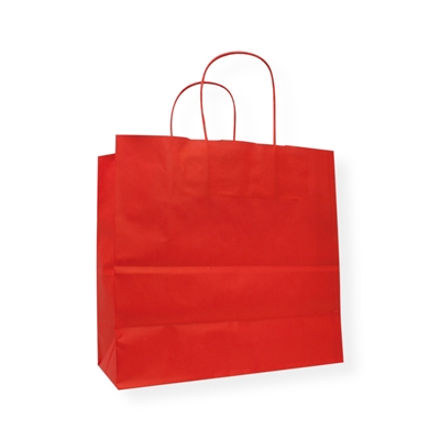 Awesome Bags 9.84 inch x 9.45 inch Red