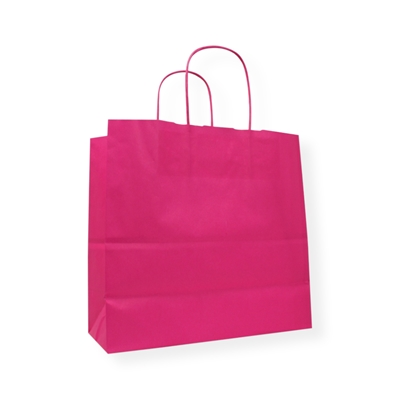 Awesome Bags 16.54 inch x 14.57 inch Pink