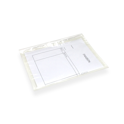 Pochettes Porte-Documents 225 mm x 165 mm Translucide