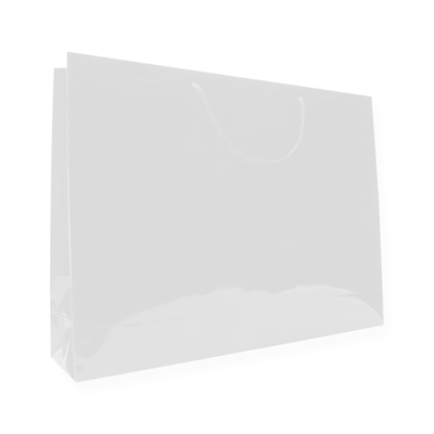 Glossybag 460 mm x 640 mm White