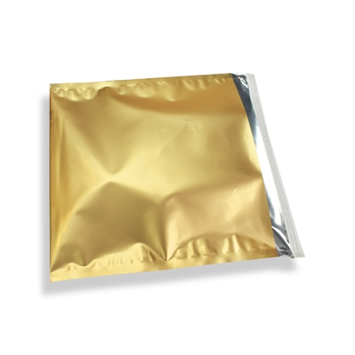 Snazzybag 220x220 Matt gold opaque