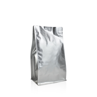 Box pouches 135 mm x 225 mm Silver