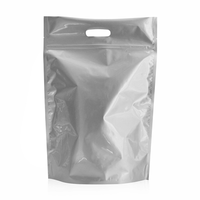 Lamizip Stand Up Pouches 359 mm x 432 mm Silver