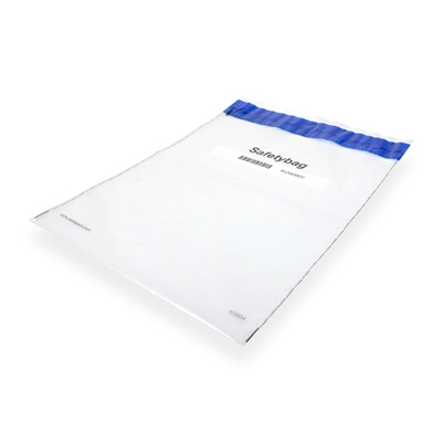 Safetybag Pharma 295 mm x 420 mm Translucent