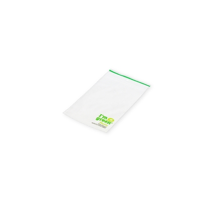 Gripbags Biobased 55 mm x 65 mm Transparent