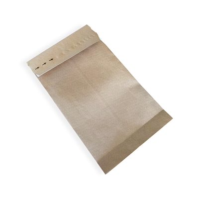 Recycled Kraft Paper Shipping Bag 250 mm x 350 mm Brown