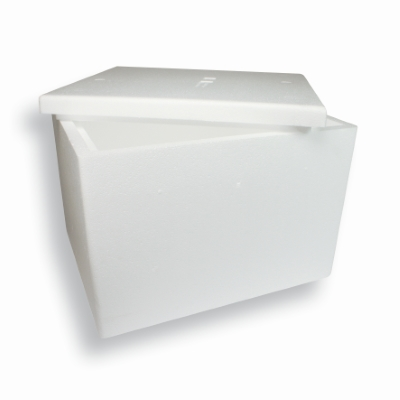 Isolier-Box 410 mm x 480 mm Weiss