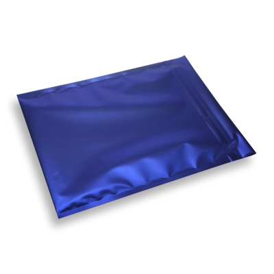 Silkbag A4/ C4 Blue