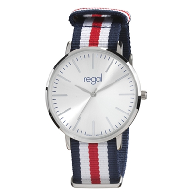 Regal horloge multicolor band R13284-14 (1030759)