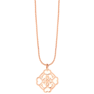 Guess roseplated ketting  (1036034)