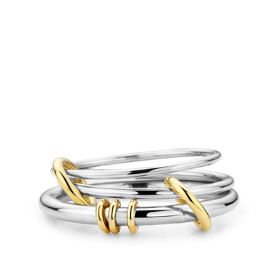Fine by Super Stylish zilveren ring Julia (1037944)