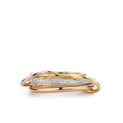 Fine by Super Stylish zilveren ring Olivia (1037946)