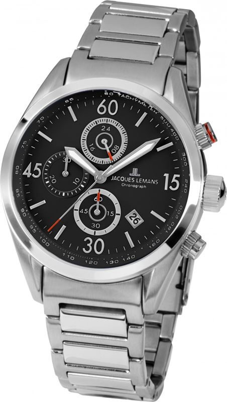 JACQUES LEMANS SPORT Chronograaf 40-6D